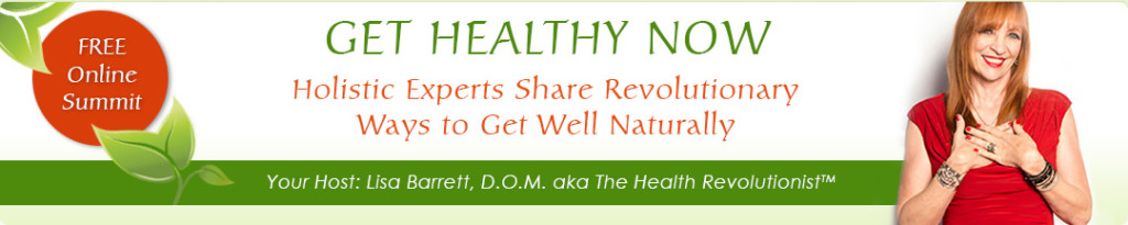 Get Healthy Now FREE Telesummit with Cat Stone